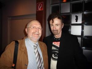 Detlef Knut + T. C. Boyle